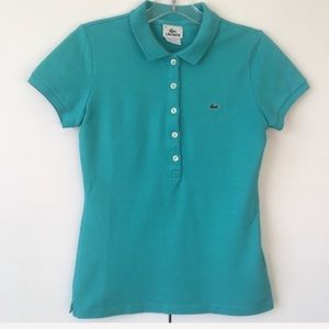Lacoste Slim Fit Polo Size 6/ 38